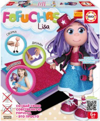 Фофуча Лиза  набор для творчества в виде куклы, артикул:5511157 - Рукоделие и поделки