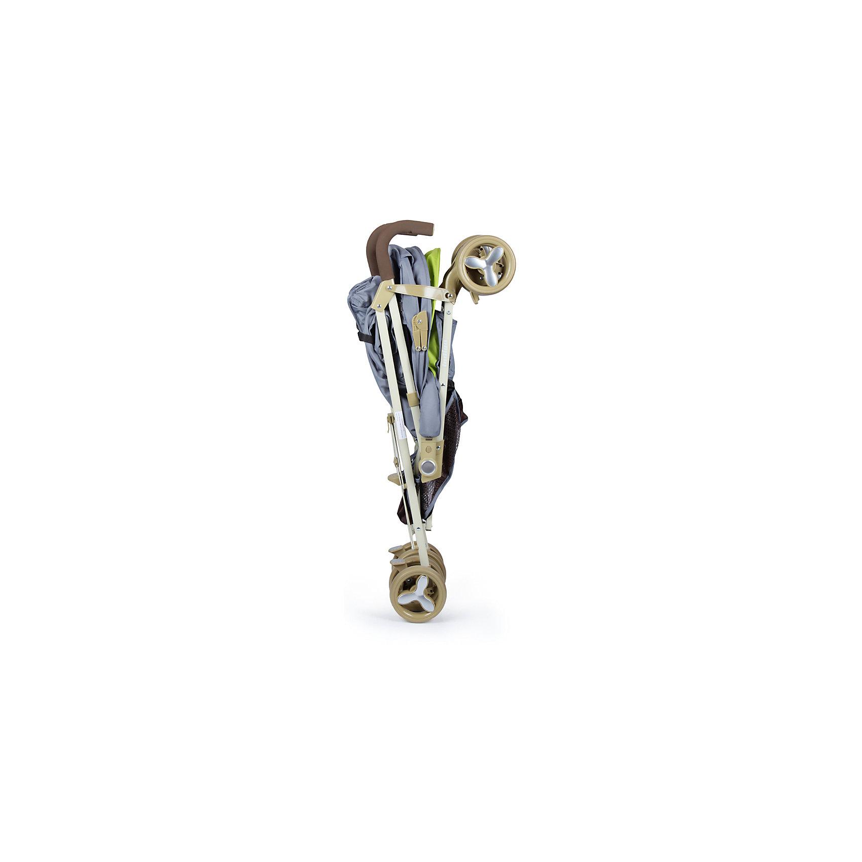 Коляска-трость Indigo Ariel, бронзовый