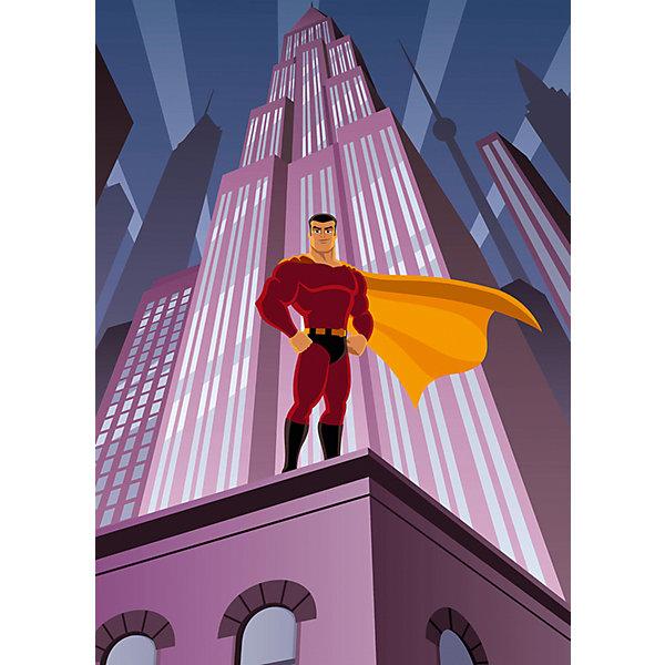DECOCODE Фотообои Супермен (2,00*2,8), DECOCODE фотообои non woven wallpaper на флизелиновой основе 107см 50м 130 г м2