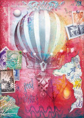 Фотообои Воздушный шар (2,00*2,8), DECOCODE