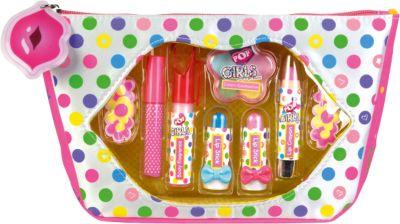 Детская декоративная косметика Markwins  POP , в косметичке, артикул:5513509 - Наборы детской косметики