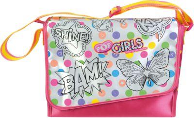 POP Игровой набор детской декоративной косметики в сумке, артикул:5513510 - Наборы детской косметики