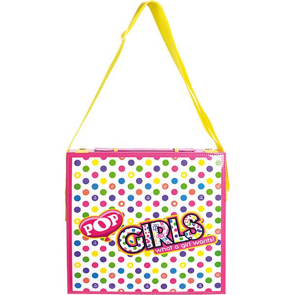 - POP Большой Игровой набор детской декоративной косметики для лица палитра теней manly pro manly pro палитра теней для век п82