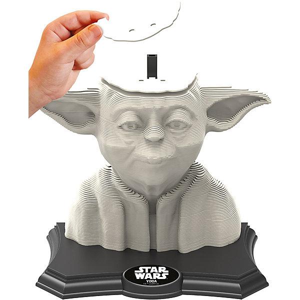 Купить Скульптурный пазл Йода 3D, 160 деталей, Educa, Испания, Унисекс