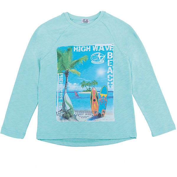 Апрель Футболка с длинным рукавом для мальчика Апрель футболка с длинным рукавом для мальчика mitre цвет зеленый t50003b размер 122