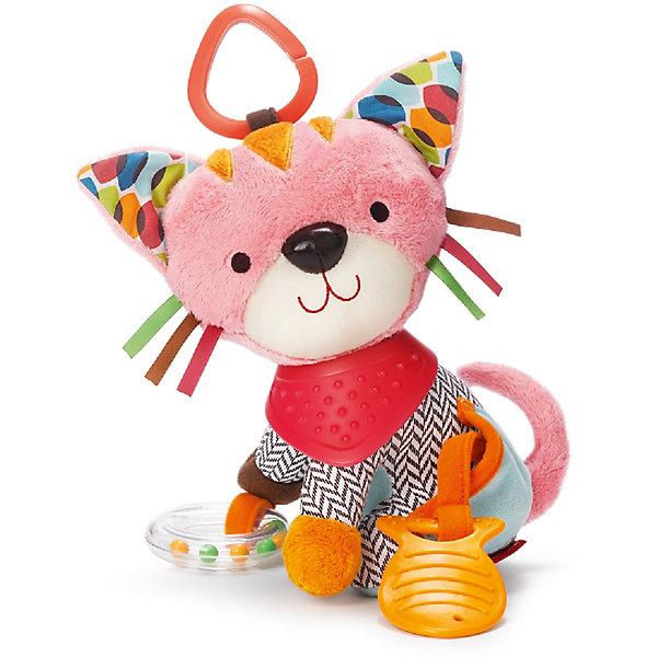 Skip Hop Развивающая игрушка-подвеска Котенок,