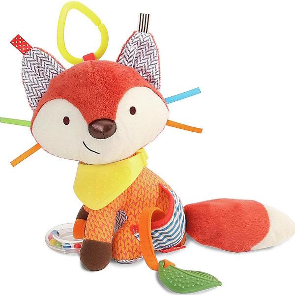 Skip Hop Развивающая игрушка-подвеска Лиса, Skip Hop игрушка