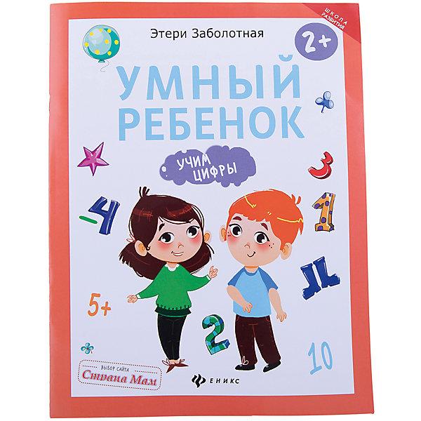 Fenix Умный ребенок: учим цифры fenix умный ребенок 4 5 лет