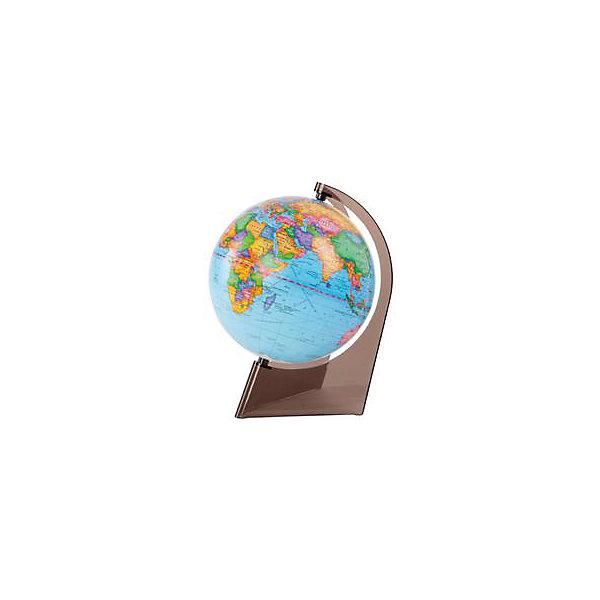Глобусный Мир Глобус Земли политический на треугольнике, диаметр 210 мм kinklight 6432 2 02