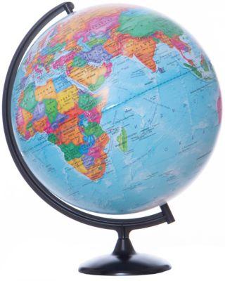 Глобус Земли политический, диаметр 420 мм, артикул:5518217 - Глобусы
