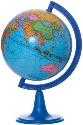 Глобус Земли политический, диаметр 150 мм, артикул:5518221 - Глобусы