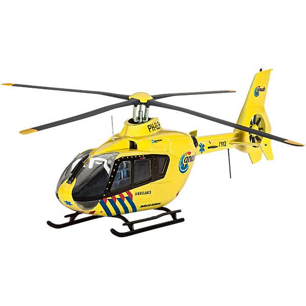 Revell Сборная модель Вертолет EC135 Nederlandse Trauma