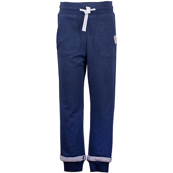 Брюки  BUTTON BLUEБрюки<br>Брюки  BUTTON BLUE<br>Трикотажные брюки из футера - основа детского гардероба. Уникальность этой модели в разнообразии применения. И для отдыха, и для активного времяпрепровождения, трикотажные детские брюки - образец удобства и свободы движений. Мягкость, высокая износостойкость, хорошее качество - и дома, и в лагере, и на спортивной площадке эти брюки обеспечат комфорт. Купить недорого детские брюки от Button Blue, значит сделать каждый летний день ребенка радостным и беззаботным!<br>Состав:<br>60% хлопок 40% полиэстер<br>Ширина мм: 215; Глубина мм: 88; Высота мм: 191; Вес г: 336; Цвет: синий; Возраст от месяцев: 24; Возраст до месяцев: 36; Пол: Унисекс; Возраст: Детский; Размер: 122,116,98,110,104,158,152,146,140,134,128; SKU: 5523878;