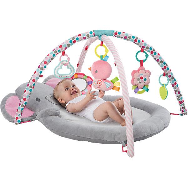 Купить Развивающий коврик Bright Starts Слонёнок , Kids II, Китай, Женский