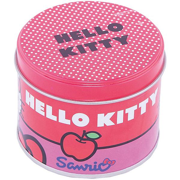 Часы наручные аналоговые, Hello KittyHello Kitty<br>Эксклюзивные наручные аналоговые часы торговой марки Hello Kitty выполнены по индивидуальному дизайну ООО «Детское Время» и лицензии компании Sanrio. Обилие деталей - декоративных элементов (страз, мерцающих ремешков), надписей,  уникальных изображений - делают изделие тщательно продуманным творением мастеров. Часы имеют высококачественный японский кварцевый механизм и отличаются надежностью и точностью хода. Часы водоустойчивы и обладают достаточной герметичностью, чтобы спокойно перенести случайный и незначительный контакт с жидкостями (дождь, брызги), но они не предназначены для плавания или погружения в воду. Циферблат защищен от повреждений прочным минеральным стеклом. Корпус часов выполнен из стали,  задняя крышка из нержавеющей стали. Материал браслета: искусственная кожа. Единица товара упаковывается в стильную подарочную коробочку. Неповторимый стиль с изобилием насыщенных и в тоже время нежных гамм; надежность и прочность изделия позволяют говорить о нем только в превосходной степени!<br>Ширина мм: 55; Глубина мм: 10; Высота мм: 250; Вес г: 30; Возраст от месяцев: 36; Возраст до месяцев: 72; Пол: Женский; Возраст: Детский; SKU: 5529335;