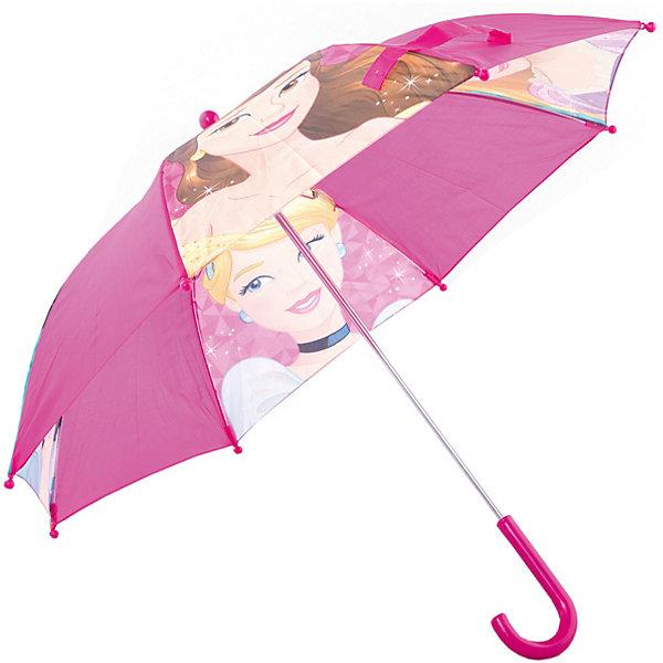 Детское время Зонт-трость 37,5 см., Disney Princess paradise зонтик от солнца и дождя (upf50 ) автоматический складной в три раза