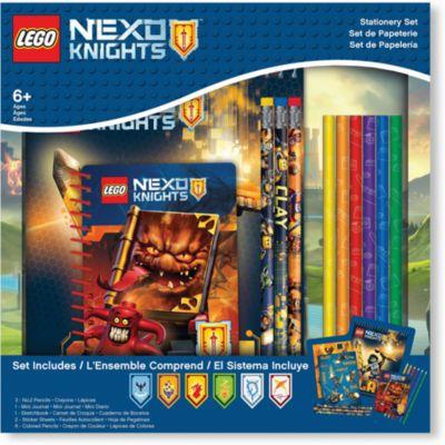 Набор канцелярских принадлежностей, 13 шт. в комплекте, LEGO, артикул:5529384 - LEGO Товары для фанатов