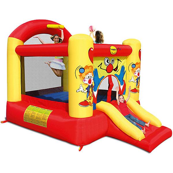 Happy Hop Надувной батут с горкой Клоун, Happy Hop happy hop надувной батут с горкой супер прыжок happy hop