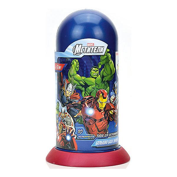 Купить Набор для проведения экспериментов Marvel Мстители Большая база знаний , Китай, Унисекс