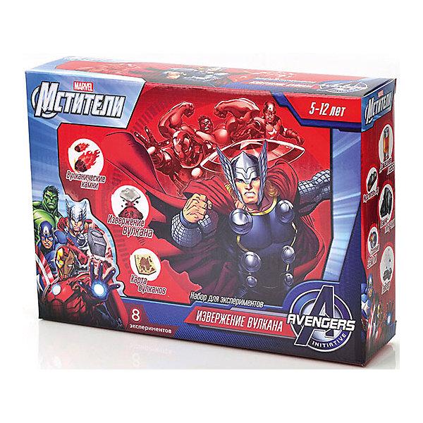 Купить Набор для проведения экспериментов Marvel Мстители Извержение вулкана , Китай, Унисекс