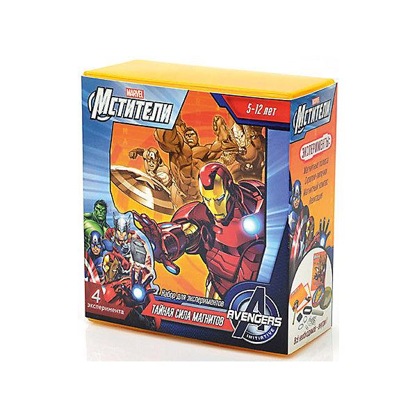 Купить Набор для проведения экспериментов Marvel Мстители Тайная сила магнитов , Китай, Унисекс