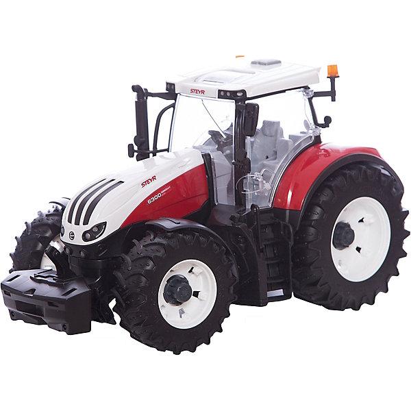 Bruder Трактор Steyr 6300 Terrus CVT, Bruder bruder roadmax 20 050