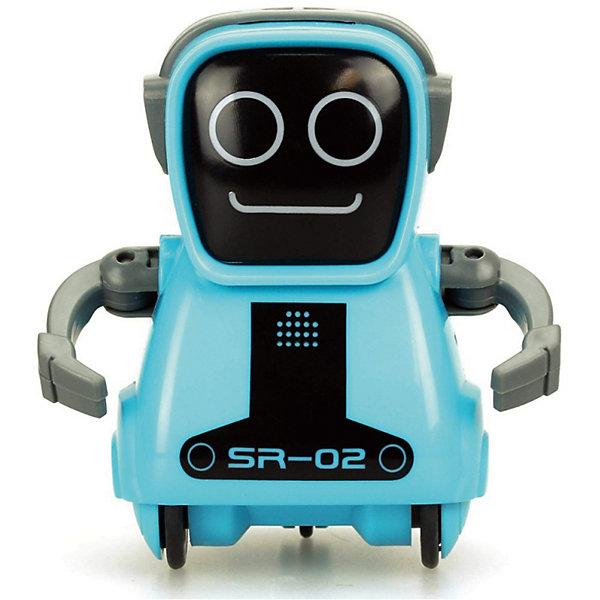Робот Покибот (Pokibot), SilverlitРоботы-игрушки<br><br>Ширина мм: 380; Глубина мм: 430; Высота мм: 280; Вес г: 333; Возраст от месяцев: 36; Возраст до месяцев: 144; Пол: Мужской; Возраст: Детский; SKU: 5532620;