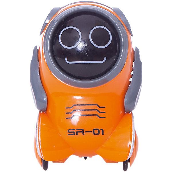 Робот Покибот (Pokibot), SilverlitРоботы-игрушки<br><br>Ширина мм: 380; Глубина мм: 430; Высота мм: 280; Вес г: 763; Возраст от месяцев: 36; Возраст до месяцев: 144; Пол: Мужской; Возраст: Детский; SKU: 5532621;