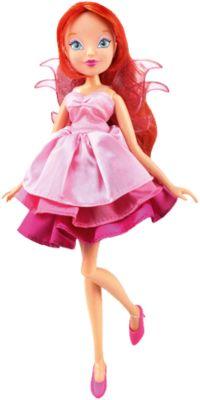 Кукла Блум  Волшебное платье , Winx Club, артикул:5532625 - Категории