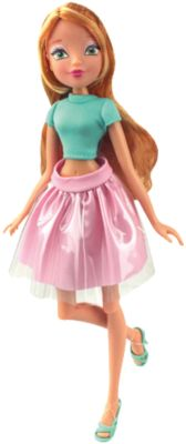 Кукла Флора  Городская магия-2 , Winx Club, артикул:5532630 - Категории