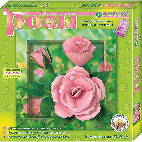 Клевер Набор для творчества Розы