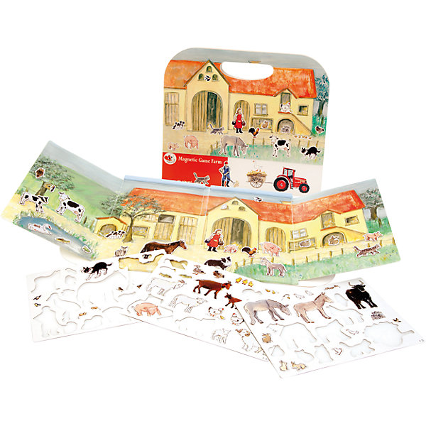 Egmont Toys Магнитная игра Ферма,