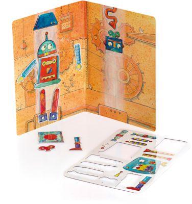 Egmont Toys Магнитная игра Egmont Toys Робот эгмонт магнитная игра egmont toys в гостях у мишки