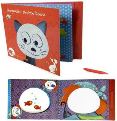 Egmont Toys Настольная магнитная игра Котик, Egmont Toys эгмонт магнитная игра egmont toys в гостях у мишки