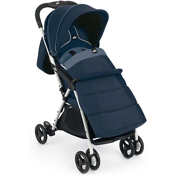 CAM Прогулочная коляска CAM Curvi, синяя