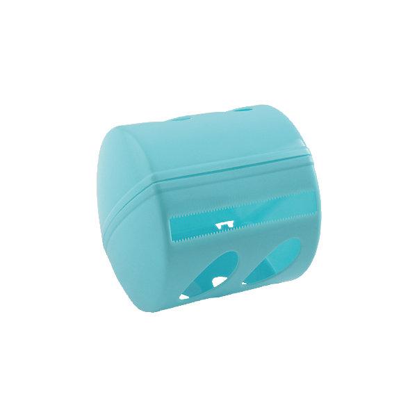 Держатель для туалетной бумаги Aqua, BranQАксессуары для ванны<br>Держатель для туалетной бумаги Aqua, BranQ<br><br>Характеристики:<br><br>• цвет: голубой<br>• материал: полипропилен<br>• зубчики для удобного отрывания бумаги<br>• надежно крепится к стене<br>• вес: 103 г<br>• размер: 13,4х12х12,4 см<br><br>Держатель можно удобно и надежно закрепить на стене и пользоваться им долгое время, благодаря высокому качеству пластика, использованному при создании. Специальные зубчики на крышке позволят бумаге легко отрываться.<br><br>Держатель для туалетной бумаги Aqua, BranQ можно купить в нашем интернет-магазине.<br>Ширина мм: 134; Глубина мм: 130; Высота мм: 124; Вес г: 103; Возраст от месяцев: 216; Возраст до месяцев: 1188; Пол: Унисекс; Возраст: Детский; SKU: 5545597;