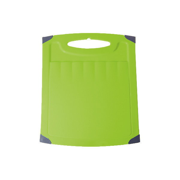 Доска разделочная Люкс №1, Plastic CentreКухонная утварь<br>Доска разделочная Люкс №1, Plastic Centre<br><br>Характеристики:<br><br>• Цвет: зеленый<br>• Материал: пластик<br>• В комплекте: 1 штука<br>• Размер: 26х23 см<br><br>Хорошие разделочные доски позволят вам легко навести порядок на вашей кухне и не отвлекаться на мелочи. Эта доска оснащена специальным желобком, который поможет слить стекающую воду, не потревожив продукты. Изготовлены они из высококачественного пищевого пластика, который безопасен  для здоровья. Доска устойчива к запахам и порезам от ножа. Стильный дизайн не оставит равнодушным никого.<br><br>Доска разделочная Люкс №1, Plastic Centre можно купить в нашем интернет-магазине.<br>Ширина мм: 260; Глубина мм: 230; Высота мм: 6; Вес г: 260; Возраст от месяцев: 216; Возраст до месяцев: 1188; Пол: Унисекс; Возраст: Детский; SKU: 5545677;