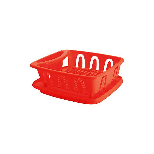 Купить Сушилка для посуды с поддоном Люкс , Plastic Centre, Россия, Унисекс