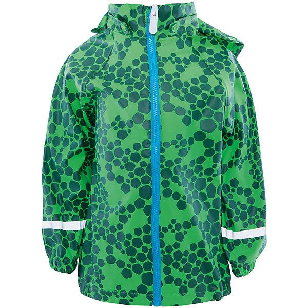 Куртка непромокаемая для девочки Color KidsВерхняя одежда<br>Характеристики товара:<br><br>• цвет: зеленый<br>• сезон: демисезон<br>• температурный режим: +10 до +20<br>• состав: 50 % полиэстер, 50% полиуретан<br>• без утеплителя<br>• эластичные манжеты<br>• водоотталкивающая <br>• ветрозащитная <br>• светоотражающие детали<br>• застежка: молния<br>• капюшон отстегивается<br>• защита подбородка<br>• страна производства: Китай<br>• страна бренда: Дания<br><br>Эта симпатичная и удобная куртка сделана из непромокаемого легкого материала, поэтому отлично подойдет для дождливой погоды в весенне-летний сезон. <br><br>Она комфортно сидит и обеспечивает ребенку необходимое удобство. Очень стильно смотрится. <br><br>Отличный вариант качественной одежды от проверенного производителя!<br><br>Куртку для девочки от датского бренда Color Kids (Колор кидз) можно купить в нашем интернет-магазине.<br>Ширина мм: 356; Глубина мм: 10; Высота мм: 245; Вес г: 519; Цвет: зеленый; Возраст от месяцев: 84; Возраст до месяцев: 96; Пол: Женский; Возраст: Детский; Размер: 128,104,98,116,110,122; SKU: 5557325;
