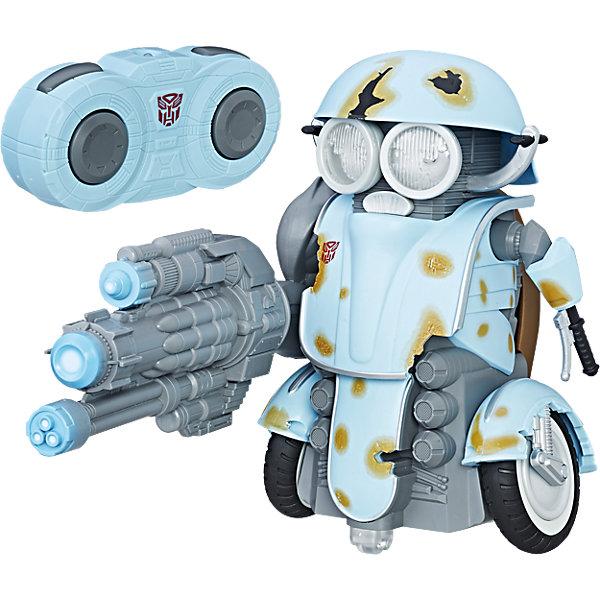 Робот на дистанционном управленииДругие радиуправляемые игрушки<br>Робот из фильма Трансформеры 5 со световыми и звуковыми эффектами. Управляется при помощи пульта дистанционного управления.<br>Ширина мм: 243; Глубина мм: 256; Высота мм: 144; Вес г: 1077; Возраст от месяцев: 72; Возраст до месяцев: 120; Пол: Мужской; Возраст: Детский; SKU: 5557799;