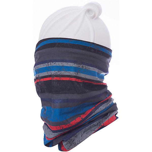 Бандана BUFFГоловные уборы<br>Бандана BUFF <br>Бесшовная бандана-труба из специальной серии Original BUFF. Original BUFF - самый популярный универсальный головной убор из всех серий. <br><br>Сделан из микрофибры - защищает от ветра, пыли, влаги и ультрафиолета. Контролирует микроклимат в холодную и теплую погоду, отводит влагу. Ткань обработана ионами серебра, обеспечивающими длительный антибактериальный эффект и предотвращающими появление запаха. Допускается машинная и ручная стирка при 30-40градусах. Материал не теряет цвет и эластичность, не требует глажки. <br><br>Original BUFF можно носить на шее и на голове, как шейный платок, маску, бандану, шапку и подшлемник. <br><br>Свойства материала позволяют использовать бандану Original BUFF в любое время года, при занятиях любым видом спорта, активного отдыха, туризма или рыбалки.<br>Состав:<br>Полиэстер 100%<br>Ширина мм: 89; Глубина мм: 117; Высота мм: 44; Вес г: 155; Цвет: голубой; Возраст от месяцев: 84; Возраст до месяцев: 1188; Пол: Унисекс; Возраст: Детский; Размер: one size; SKU: 5568715;