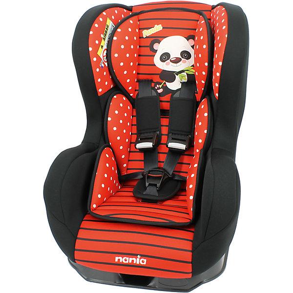 Фотография товара автокресло Nania Cosmo SP 0-18 кг, panda red (5569323)