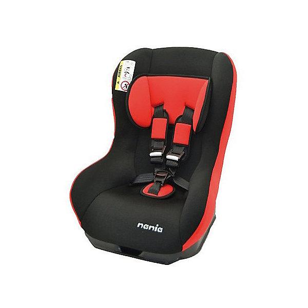 Автокресло Nania Basic 0-18 кг, paprikaГруппа 0-1 (до 18 кг)<br>Характеристики:<br><br>• группа: 0/1;<br>• вес ребенка: до 18 кг;<br>• возраст ребенка: от рождения до 4-х лет;<br>• способ установки: до 9 кг – против хода движения, 9-18 кг – по ходу движения;<br>• способ крепления: штатные ремни безопасности автомобиля;<br>• сиденье помещено на специальную платформу;<br>• наличие мягкого анатомического вкладыша с подголовником;<br>• регулируемый угол наклона спинки: 5 положений включая положение «полулежа»;<br>• 5-ти точечные ремни безопасности оснащены мягкими плечевыми накладками;<br>• усиленная боковая защита SP - Side Protection;<br>• съемные чехлы, стирка при температуре 30 градусов;<br>• материал: пластик, полиэстер;<br>• размеры автокресла: 54х45х61 см;<br>• размер сиденья: 31х31 см;<br>• высота спинки: 55 см;<br>• вес автокресла: 5,7 кг;<br>• стандарт безопасности: ECE R44/04.<br><br>Автокресло Basic, 0-18кг, Nania, paprika можно купить в нашем интернет-магазине.<br>Ширина мм: 450; Глубина мм: 570; Высота мм: 595; Вес г: 4260; Возраст от месяцев: 0; Возраст до месяцев: 48; Пол: Унисекс; Возраст: Детский; SKU: 5569328;