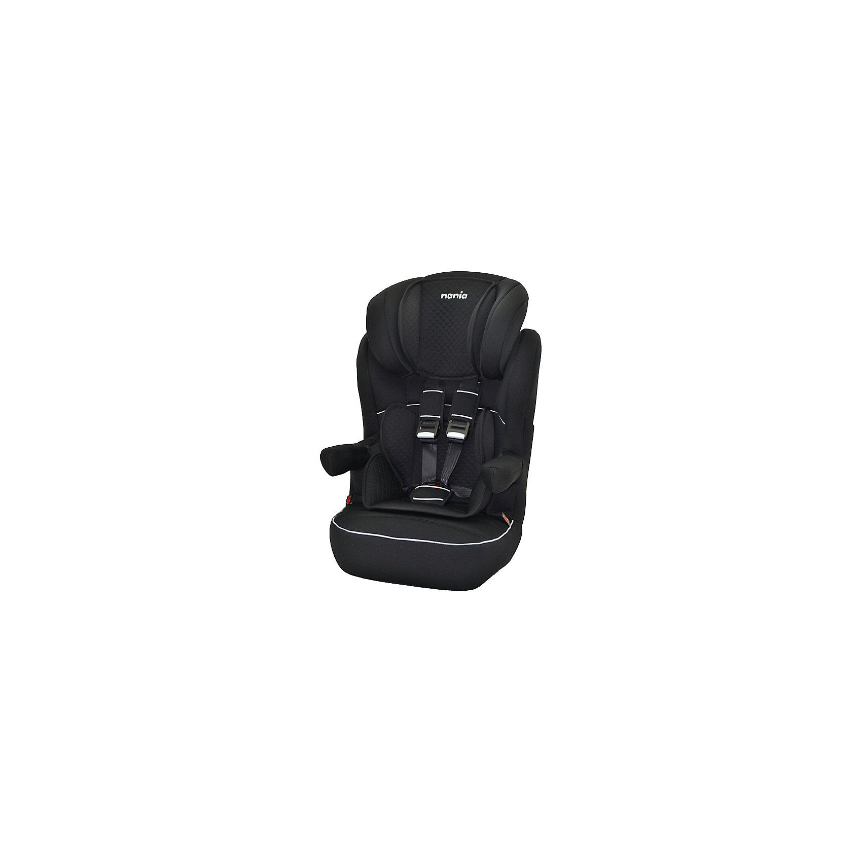 Автокресло Nania Imax SP LTD 9-36 кг, quilt black