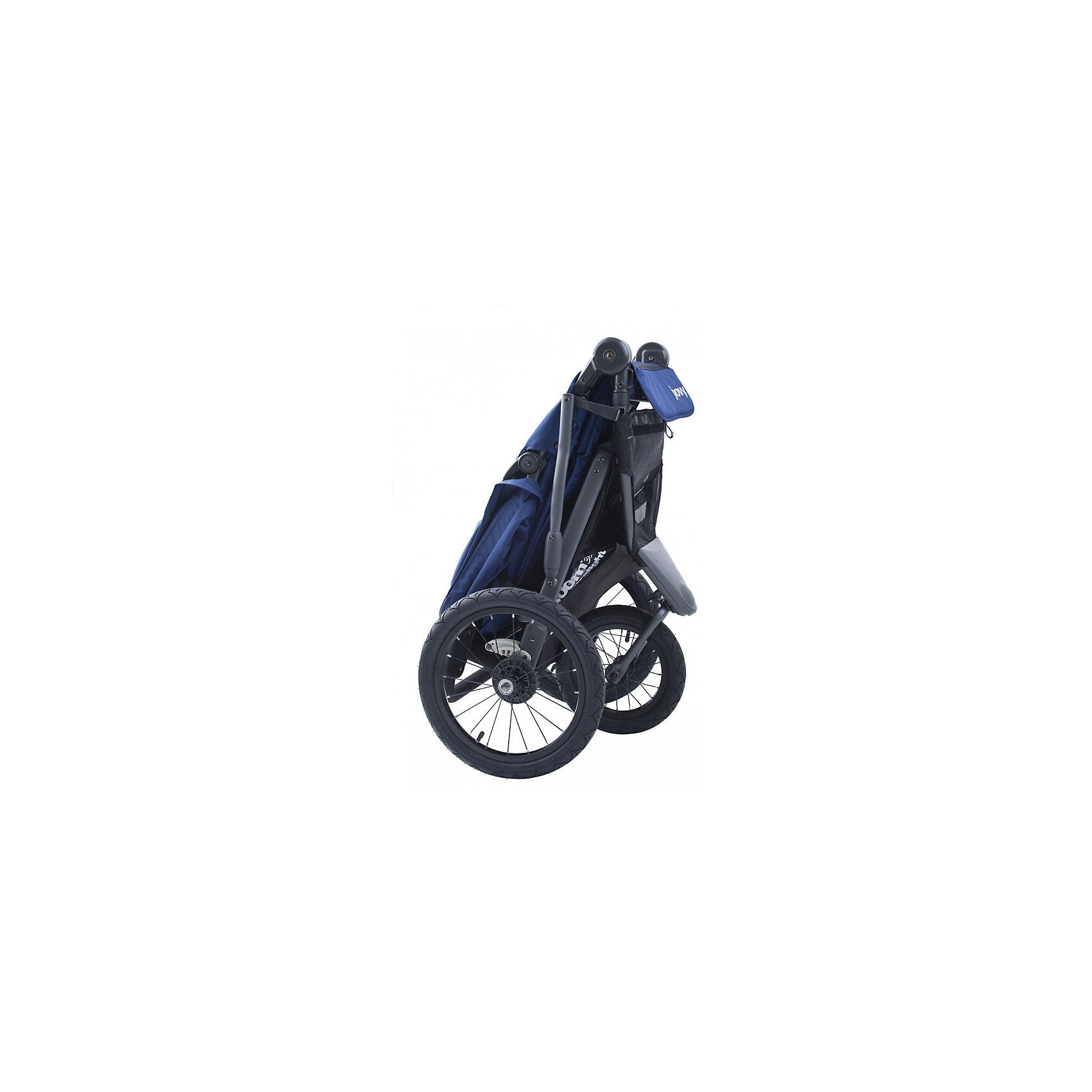 Прогулочная коляска Joovy Zoom 360 Ultralight, красный