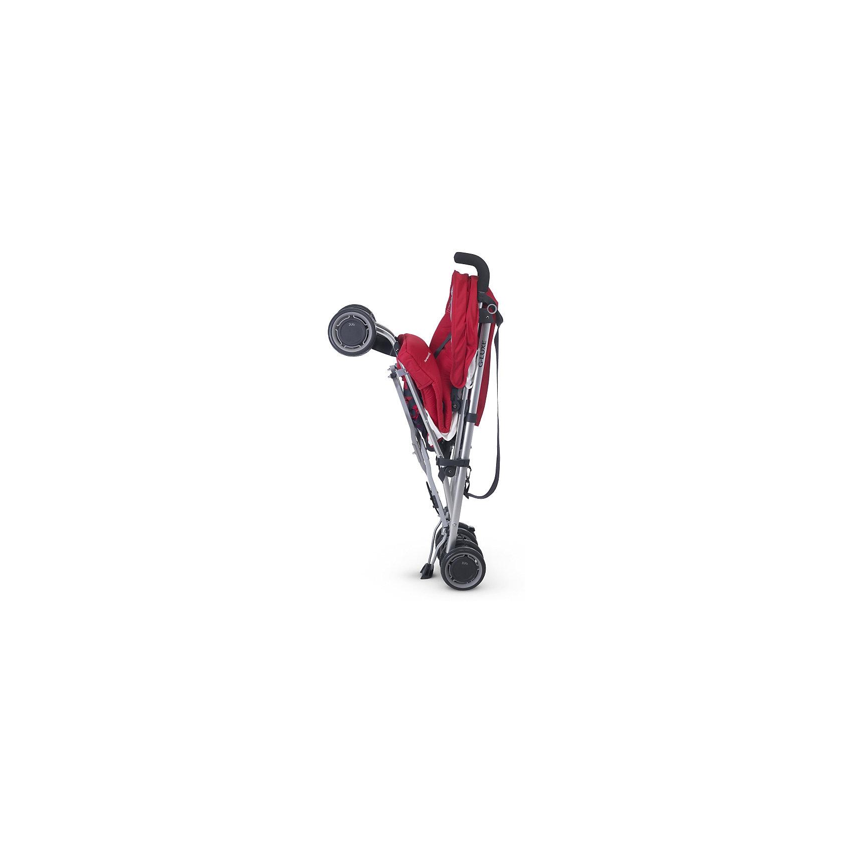 Коляска-трость UPPAbaby G-luxe, красный