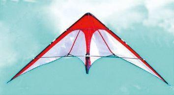Воздушный змей, 155х66 см