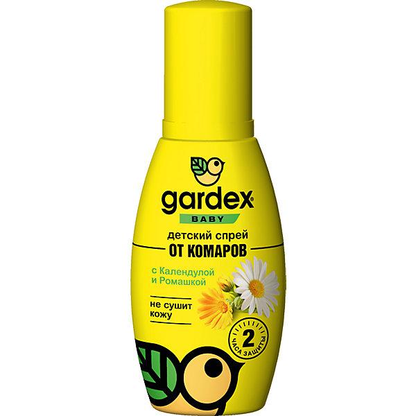 Купить Спрей от комаров, с 2-х лет, 100 мл., Gardex Baby, Россия, Унисекс