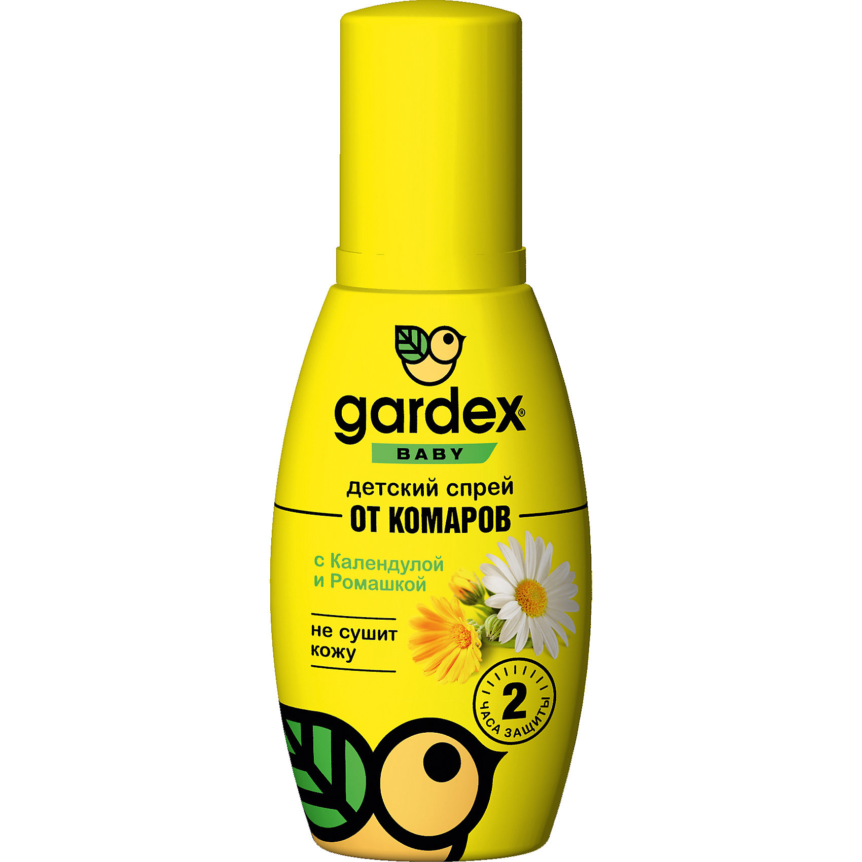 Спрей от комаров, с 2-х лет, 100 мл., Gardex Baby