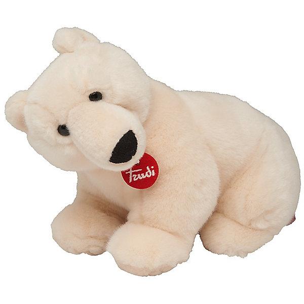 Trudi Полярный медведь Пласидо, 36 см, Trudi гиря iron head медведь 32 0 кг